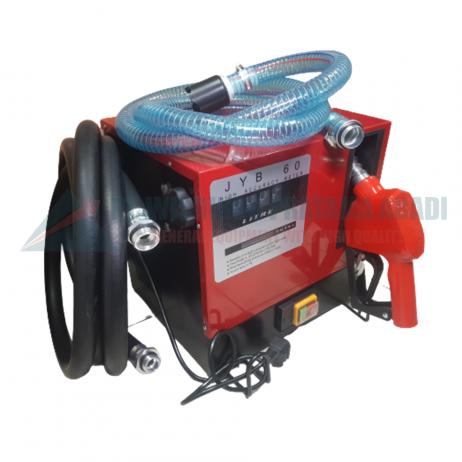 OIL PUMP DP-58 Pompa oli seri DP digunakan untuk memompa oli ringan seperti diesel atau minyak tanah untuk kendaraan, lokasi konstruksi pertanian dan aplikasi luar atau untuk peralatan bertenaga bahan bakar lainnya.