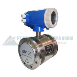 FLOW METER ELECTROMAGNETIC DN100 4 INCH CALIBRATE