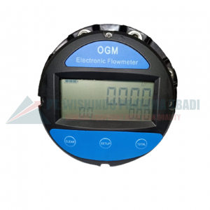 FLOWMETER OGM 2 INCH DIGITAL – OVAL GEAR FLOWMETER DIGITAL DN50