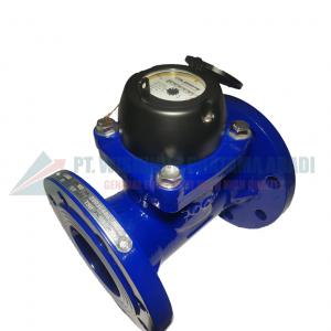 SEWAGE METER 4 INCH CALIBRATE TYPE LXXG – CALIBRATE LIMBAH FLANGE DN100