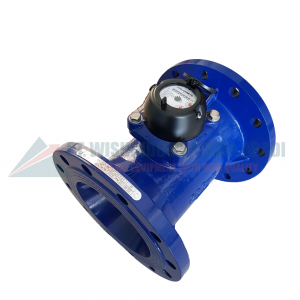 WATER METER 8 INCH CALIBRATE TYPE LXXG – CALIBRATE LIMBAH FLANGE DN200