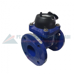 SEWAGE METER 2½ INCH CALIBRATE TYPE LXXG – CALIBRATE LIMBAH FLANGE DN65