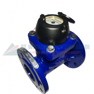 SEWAGE METER 3 INCH CALIBRATE TYPE LXXG – CALIBRATE LIMBAH FLANGE DN80