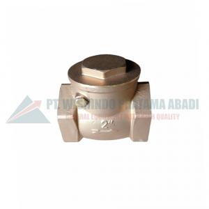 JUAL BRASS CHECK VALVE DN50 ( 50 MM) TYPE 06L PN16